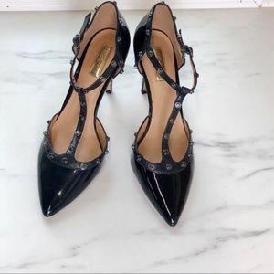 Halogen Martine Studded Heels Size 9.5